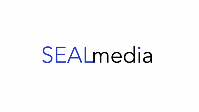 Seal Media logo on white background