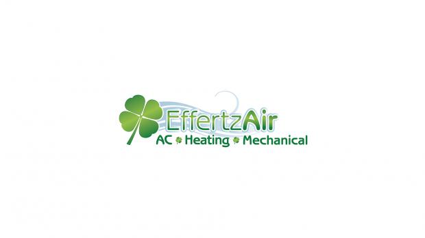 Effertz Air logo on white background
