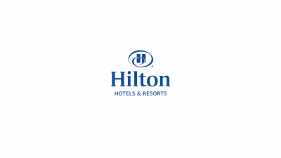 OC Hilton logo on white background