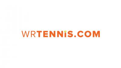 WRT Tennis logo on white background